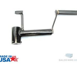 Bale Wire Tying Tool